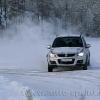 Suzuki Sx4 en circuito de hielo