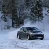 Peugeot 207 en circuito de hielo