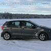 VW Polo en circuito de hielo