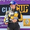 Clio podium femenino 2011