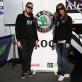Rallye Costa Brava azafatas Skoda
