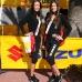 Rallye Costa Brava azafatas Suzuki