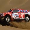 Dakar 2011 previo