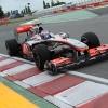 Jensson Button Canada 2010