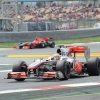 Lewis Hamilton España 2010