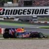 Mark Webber España 2010