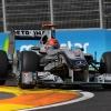 Michael Schumacher Europa 2010