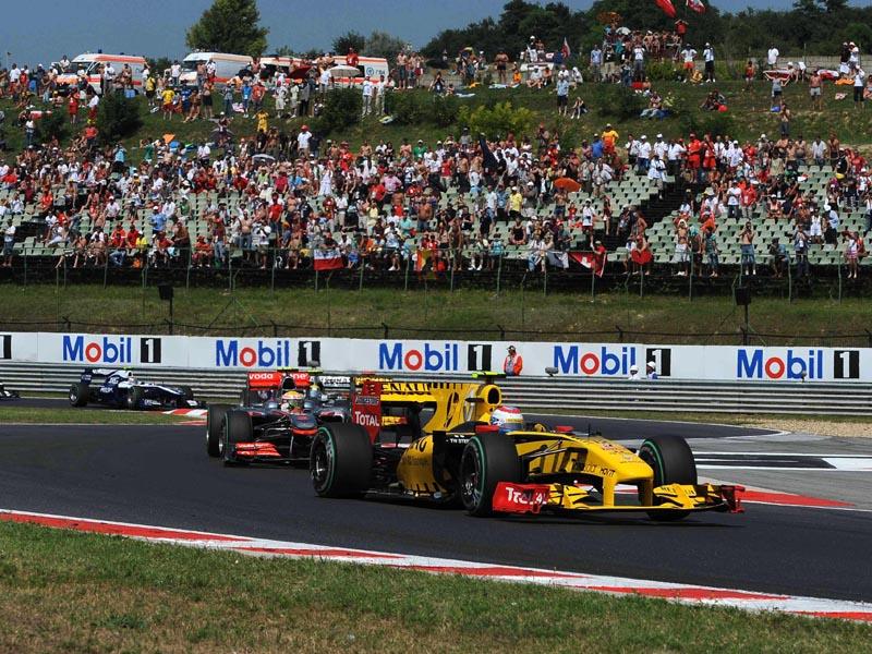 """MARCAR: """"Los primeros entrenamientos libres del GP de Hungría"""" Petrov-hungria-2010"""