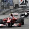 Fernando Alonso Monaco 2010