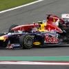 Mark Webber y Fernando Alonso F1 GP Alemania 2011