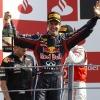 Sebastian Vettel F1 Italia 2011
