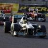 Nico Rosberg Mercedes F1 GP Japon 2011