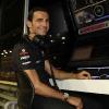 Pedro de la Rosa GP Singapur 2011