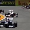 Barrichello F1 Valencia 2011