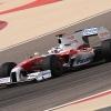 Trulli Bahreim 2009