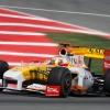 Fernando Alonso en el GP de España 2009