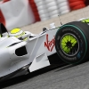 Button en el GP de España 2009