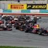 Sebastian Vettel F1 Malasia 2011
