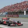 Hamilton F1 España 2011