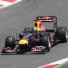 Vettel F1 España 2011