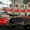 Presentación del equipo McLaren de F1