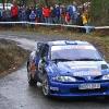 Luis Vilariño rally comarca Ulloa 2010