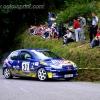 Marc Blazquez rallye Avilles 2002