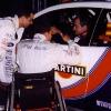 Rallye Montecarlo 2002 Llovera y Carlos Sainz