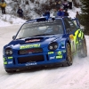 rally Montecarlo 2002 Makinen
