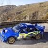 rally Montecarlo 2002 Subaru