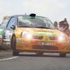 Chus Puras con el Renault Clio