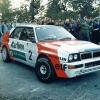 Puras Rallye Orense 1992