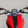 Ducati Monster 696 manillar