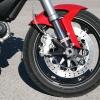 Ducati Monster 696 rueda delantera