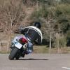 Ducati Monster 696 trasera