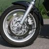 Kymco Venox 250 rueda