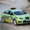 Rallye Cataluna 2010 coche cero