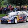 Kimi Raikkonen rally Francia