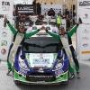 podio Pons Rallye Jordania 2010