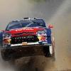 Dani Sordo Rally Portugal 2010