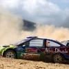 Mikko Hirvonen Rally Portugal 2010