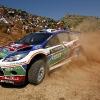Mikko Hirvonen Rally Acropolis 2011