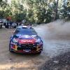 Loeb WRC Australia 2011