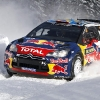 Sebastien Loeb Rallye Suecia 2011