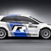 VW Polo WRC 2013 lateral