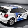 VW Polo WRC 2013 trasera