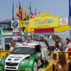 Rallye Canarias 2010 podium