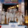 podium rallye Sierra Morena