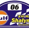 placa rallye Shalymar 2006