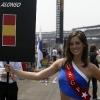Grid Girl F1